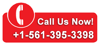 Call Us now - +1-561-395-3398
